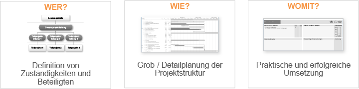 Projekt-/ Programm Management